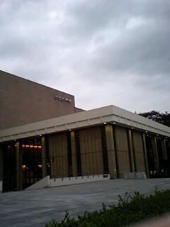 ラストNHKホール