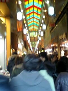京都 錦市場にGO!